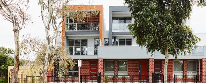 Buying a new townhouse - View Bank Homes