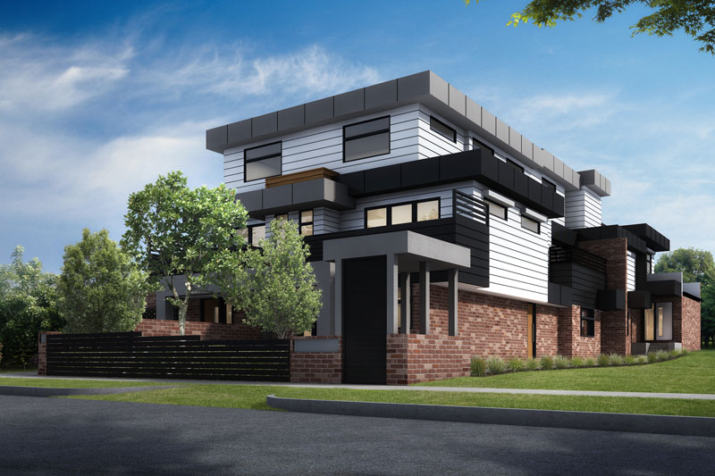 preston new house
