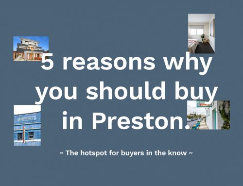 5 Reasons Why You Should Buy Your Next Home In Preston