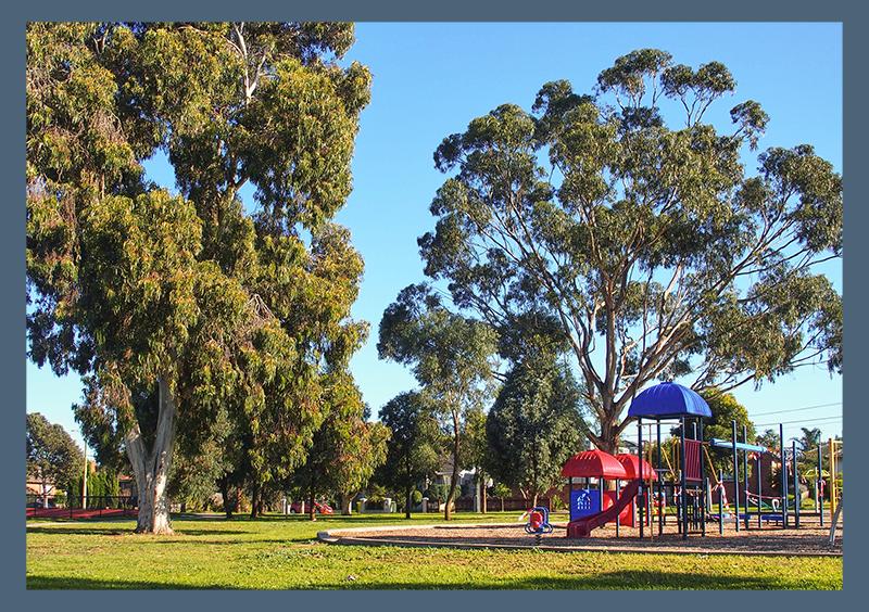 Reservoir melbourne playground