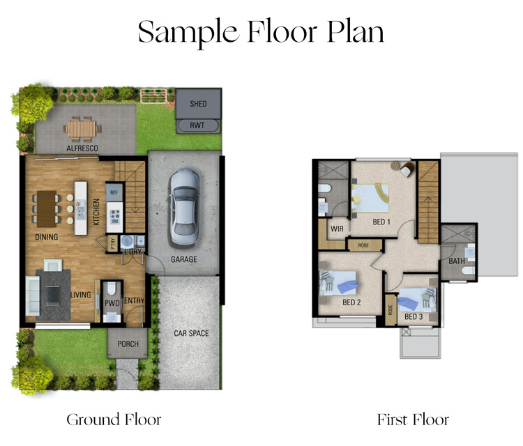 liston floor plan