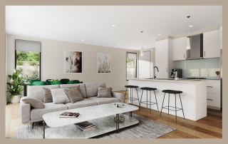 New house 785 interior