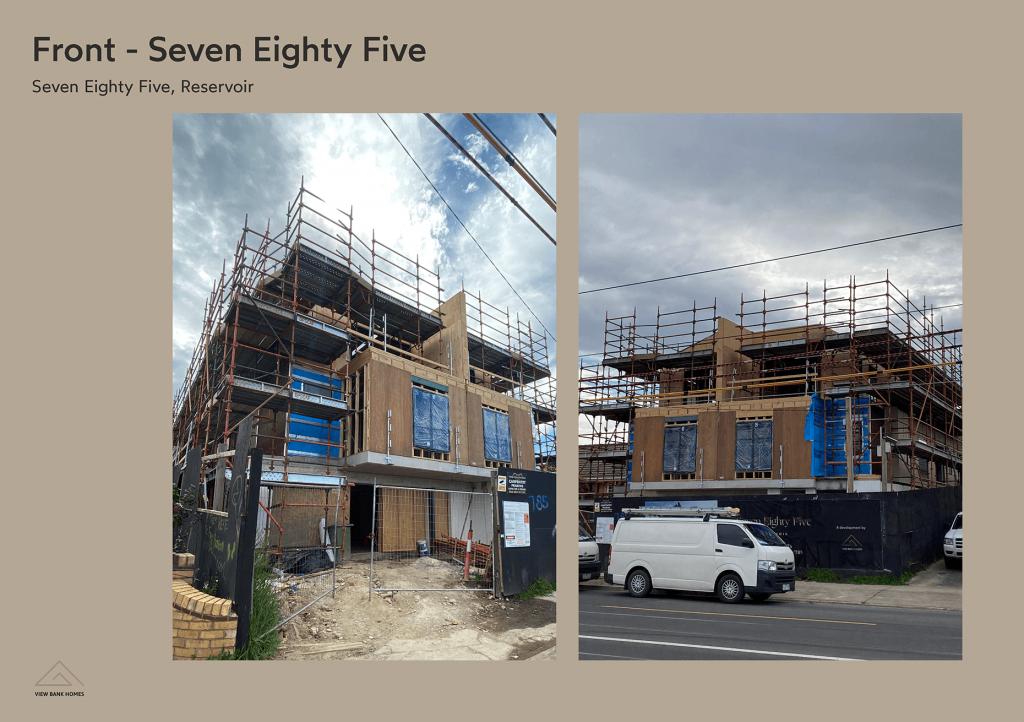 785 External facade